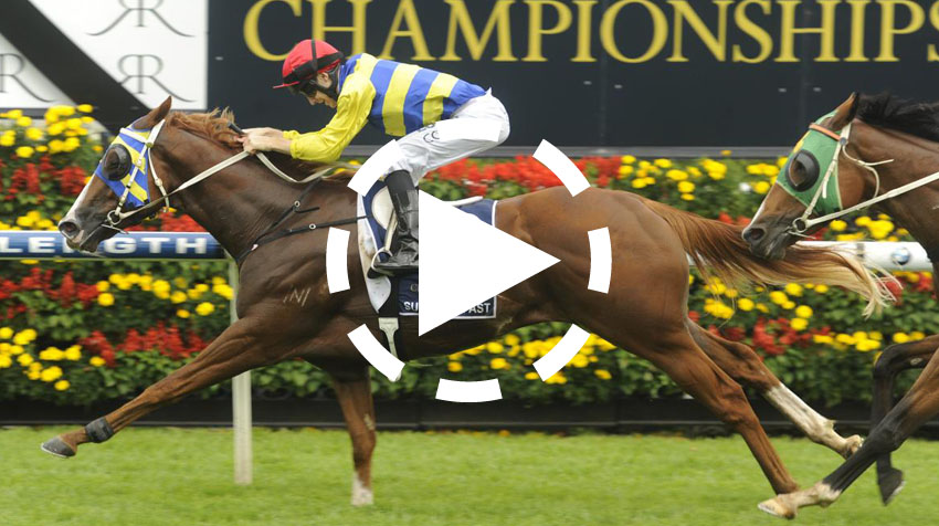 Doncaster Mile Replay 2012