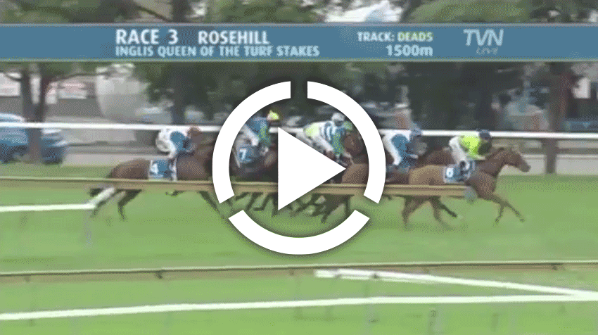 Queen of the Turf Stakes  Replay 2011