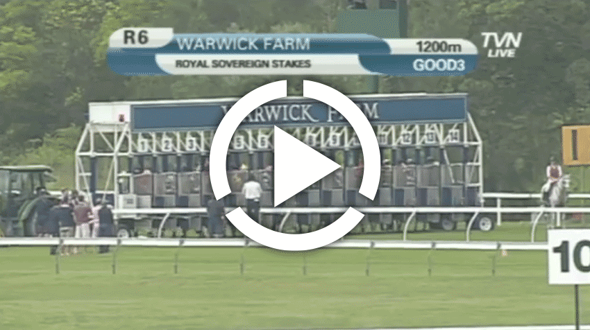 Royal Sovereign Stakes Replay 2012